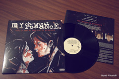 "Vinyl Porn: My Chemical Romance's ""Three Cheers For Sweet Revenge"" (2004)"