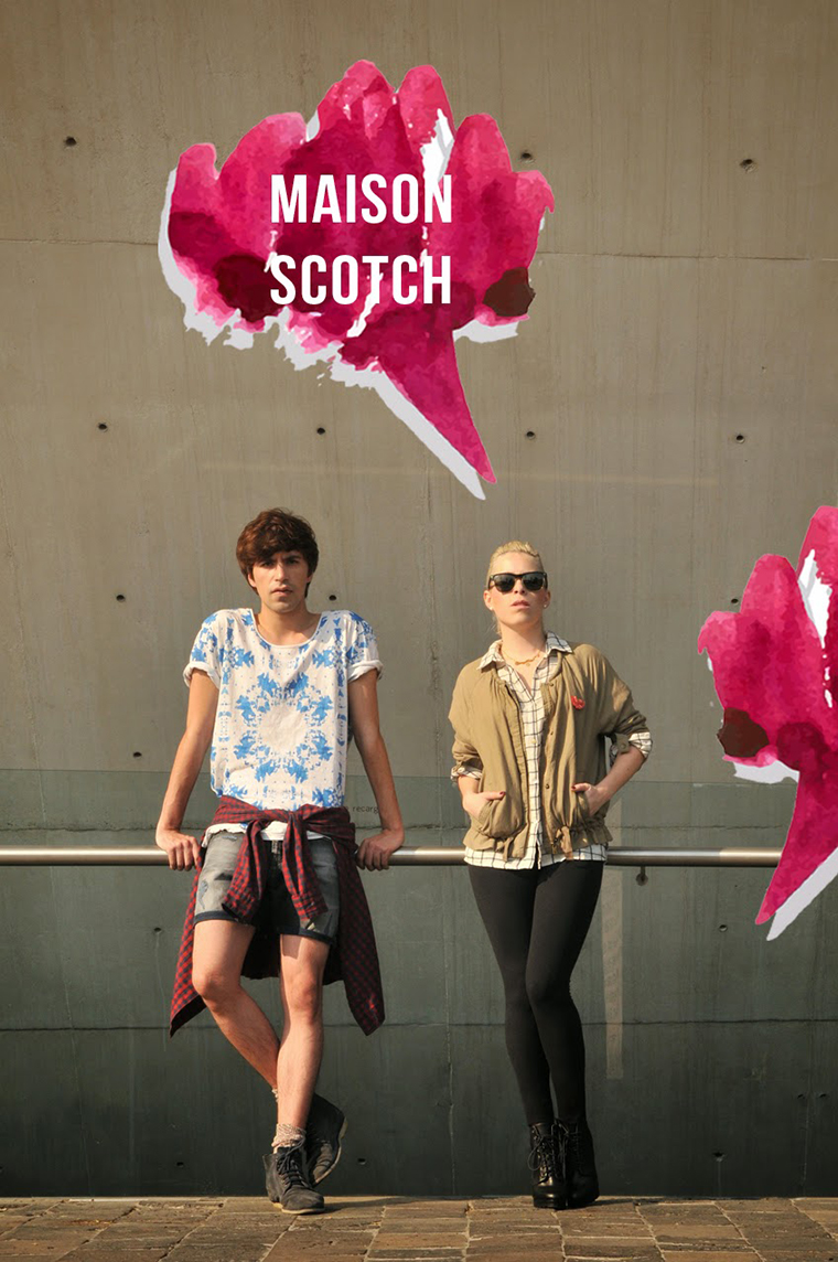 Scotch & Soda Spring Summer 2015 h