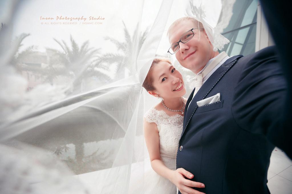 [婚禮記錄]Michael+Fang //教堂婚禮@ {芙洛麗飯店 } 攝影 : 婚攝英聖wed141108_0430-780