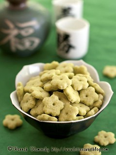 Wasabi Oyster Crackers