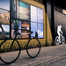 Bicycle Rack in Honolulu by chadyosh