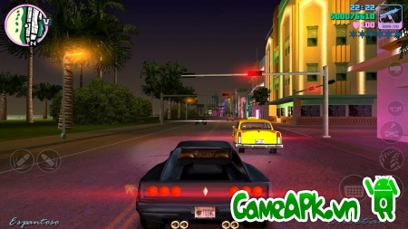 Grand Theft Auto: Vice City v1.06 hack full tiền cho Android