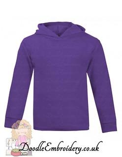 Hoodie - Purple copy
