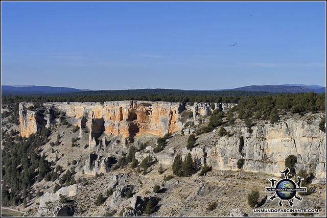 Mirador de La Galiana, P.N. Cañón del río Lobos (Soria)