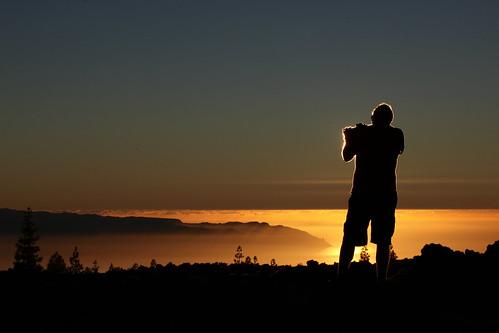 backlight canon contraluz atardecer islands spain paisaje canarias tenerife teide islas 100400 5dmkii