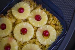 Pineapple kugel
