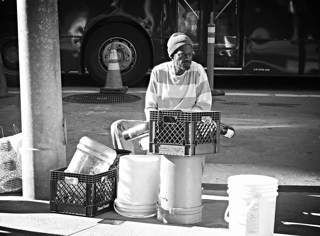 Photo:san fransisco music man... By mariej55quebec