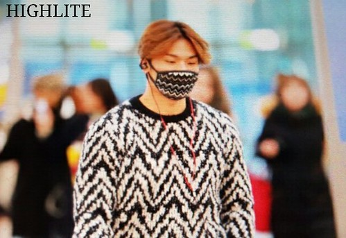 Big Bang - Incheon Airport - 27nov2015 - High Lite - 02