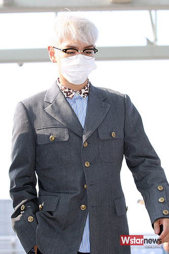 Big Bang - Incheon Airport - 07aug2015 - Wstarnews - 13