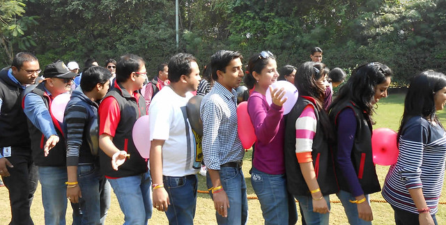 Amazing Race Challenge Goa - Team Building