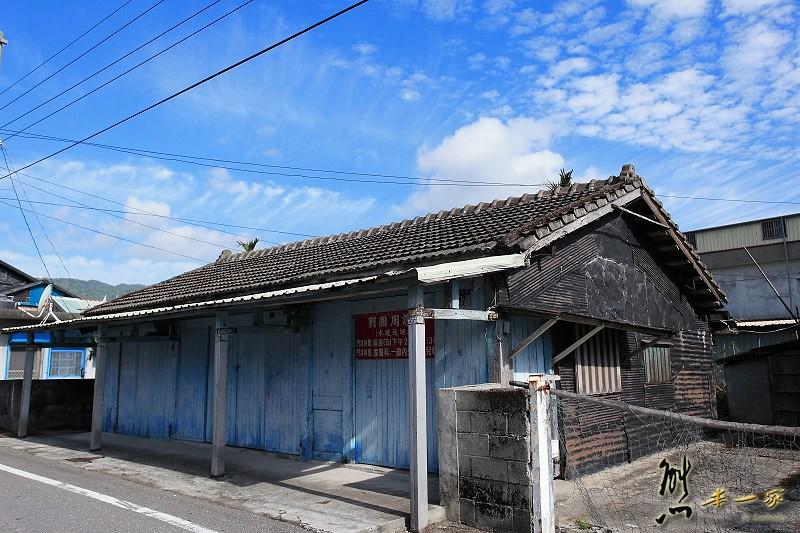 水璉村落|水璉國小|百年檜木老屋