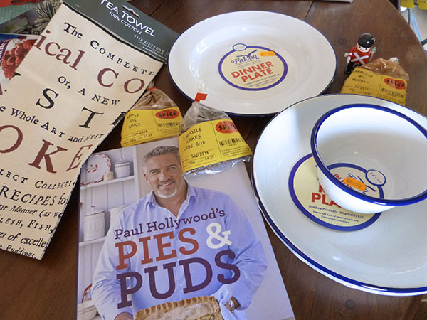 pies and puds