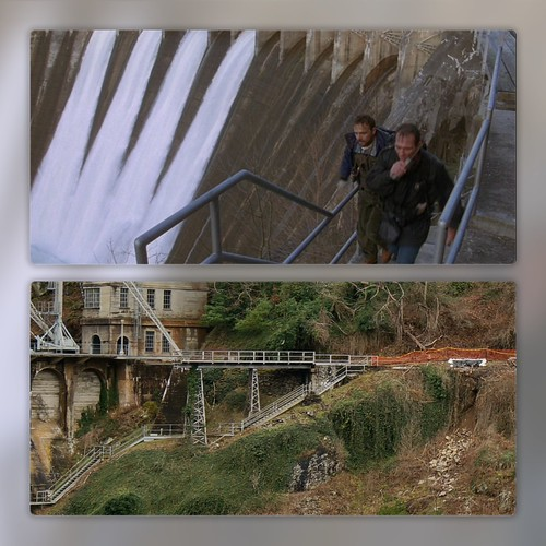 The Fugitive - Filming Location