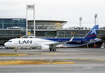 LAN A321 CC-BEA (R.Vildosola)