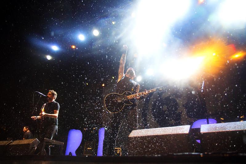 Riot Fest Denver 2014 - Rise Against