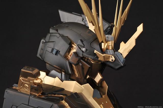 Seraph Hobby Banshee Bust - Straight Build 6