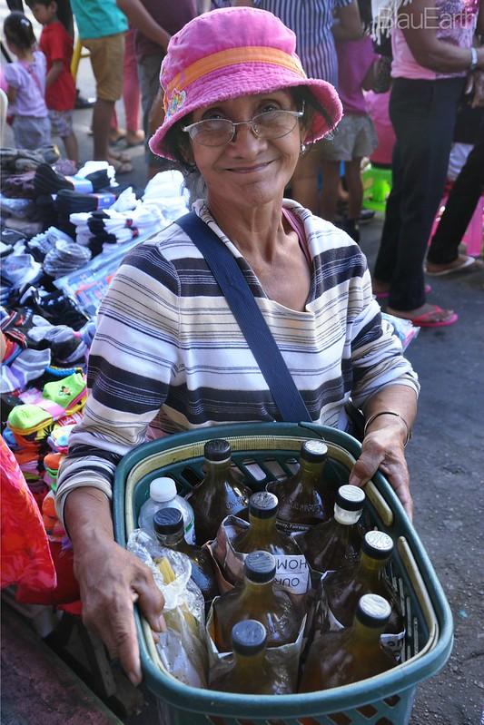 The Honey Vendor