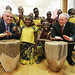 African Children's Choir visit Stormont, 10 December 2014