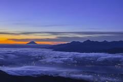 Mt/Fuji & Lake Suwa