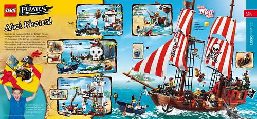 LEGO catalog 2015 DE 64-65 Pirates