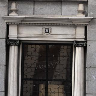37 - Street Number, Madrid, Spain