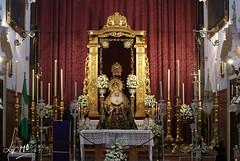 Besamanos -  Virgen de Gracia y Esperanza  - Diciembre 2014