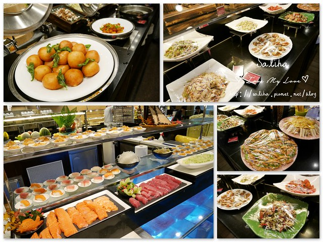 台北飯店午餐下午茶吃到飽遠企cafe (70)