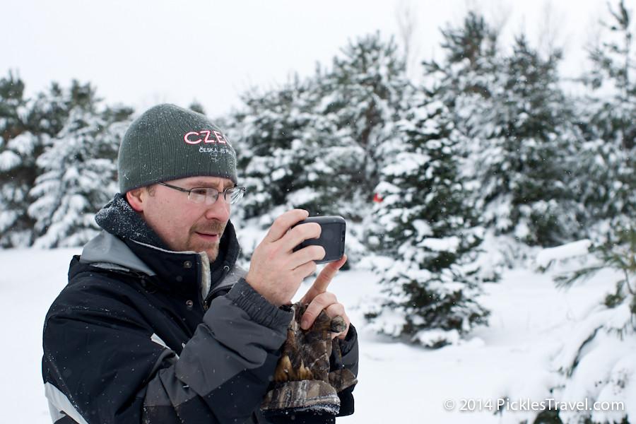 Guggisberg in the Snow