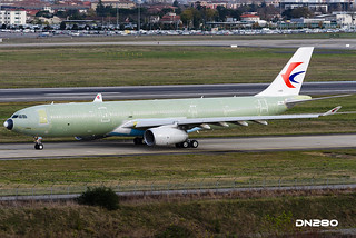 China Eastern A330-343 msn 1595