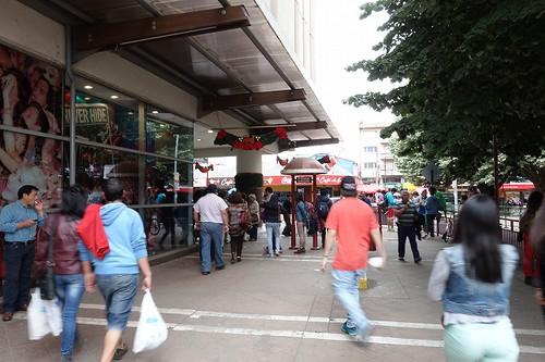 Osornoの街中