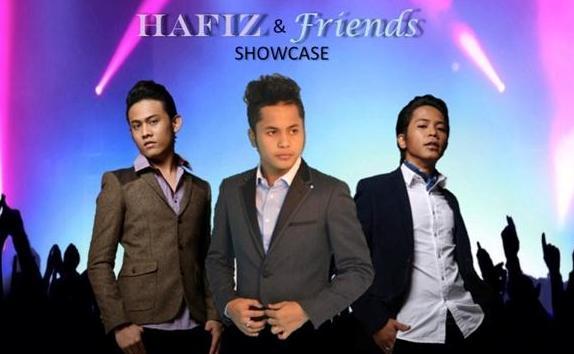 Showcase Hafiz Suip & Friends
