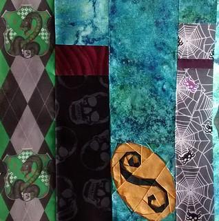 2nd quilt block 6