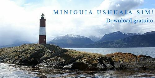 Ushuaia MiniGuia poster