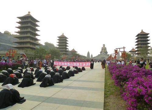 Ta-Kaohsiung-Nouvel An-Temple Foguanshan (84)