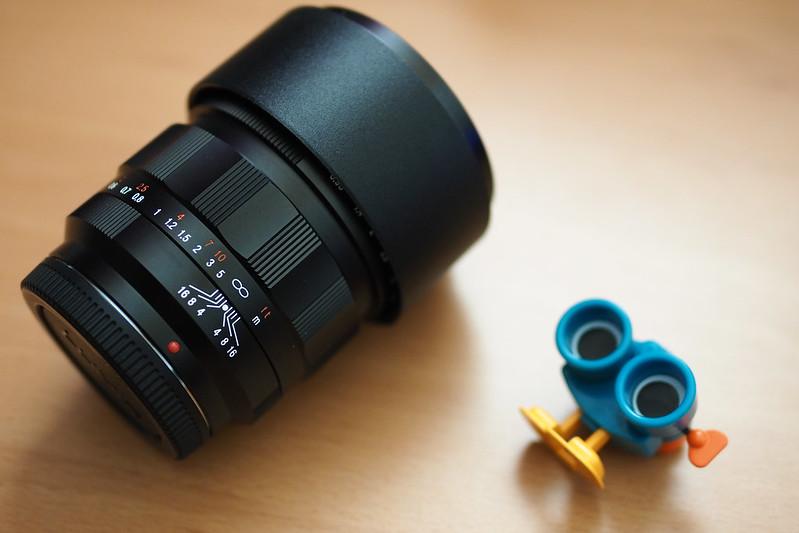 42.5mm f/0.95|Voigtlander NOKTON