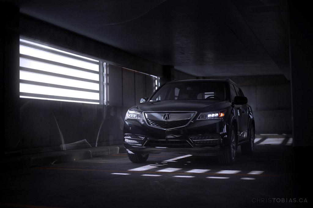 Acura MDX Noir