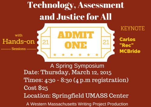 WMWP Invite to Spring Symposium