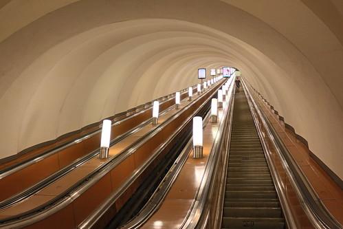 Metro - Mayakovskaya