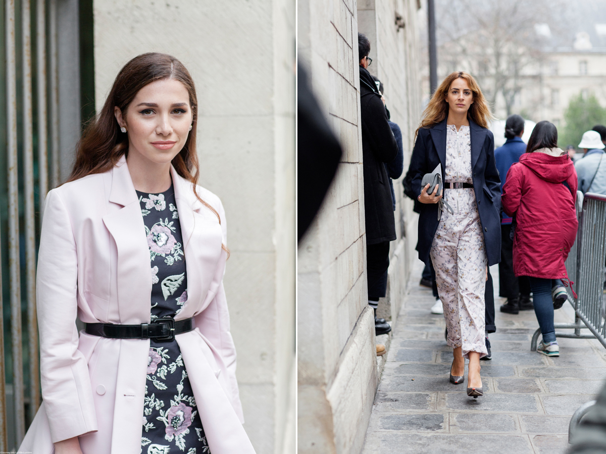 Dior, Haute Couture, Street style