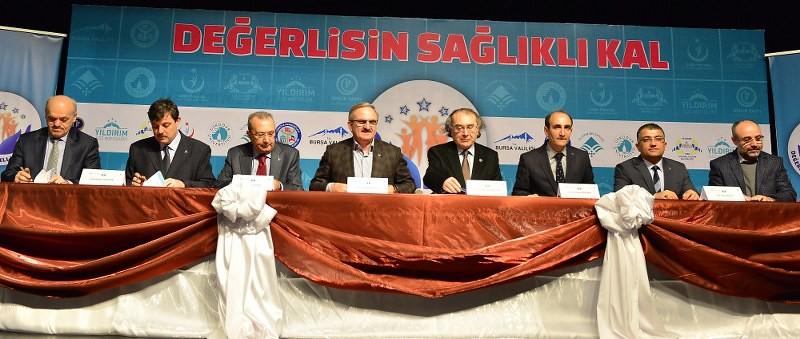 Üsküdar Üniversitesi Türkiye'ye örnek olacak projenin protokolünü imzaladı…