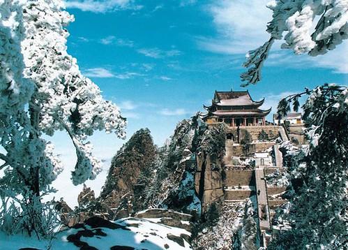 Thăm địa danh có thật trong tiểu thuyết Kim Dung