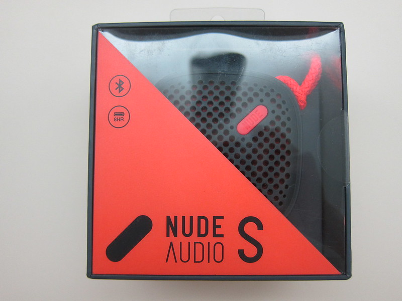 NudeAudio Move S - Box Front