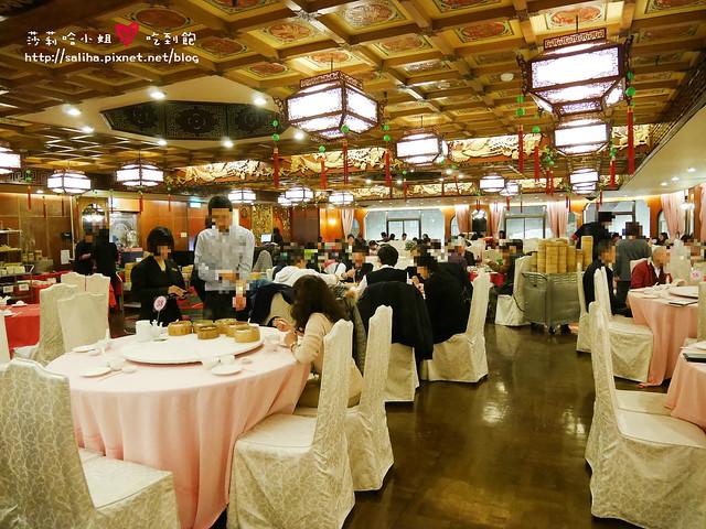 台北港式飲茶吃到飽六福客棧金鳳廳 (23)