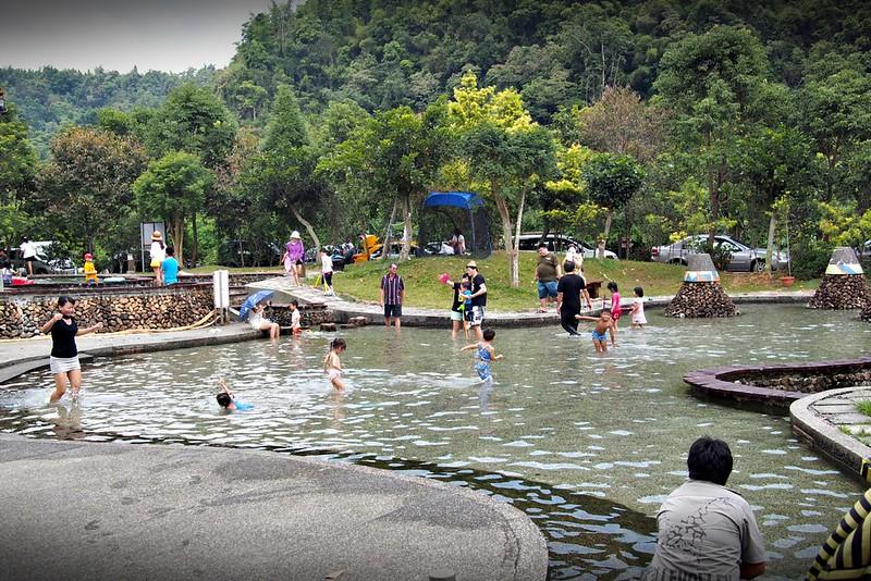 20桃米親水公園(桃米生態區戲水池)