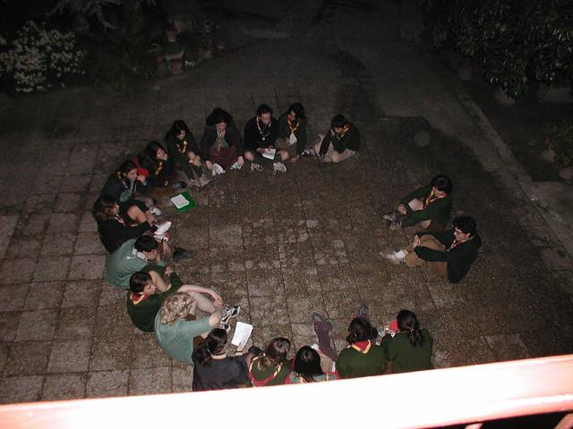 Uscita a Cupramontana 2003 - 2004