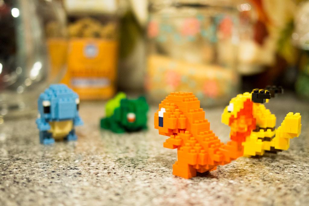 Pokemon lego