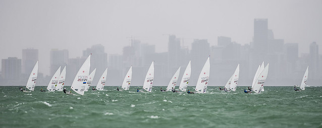 ISAF SAILING WORLD CUP, Miami 2015