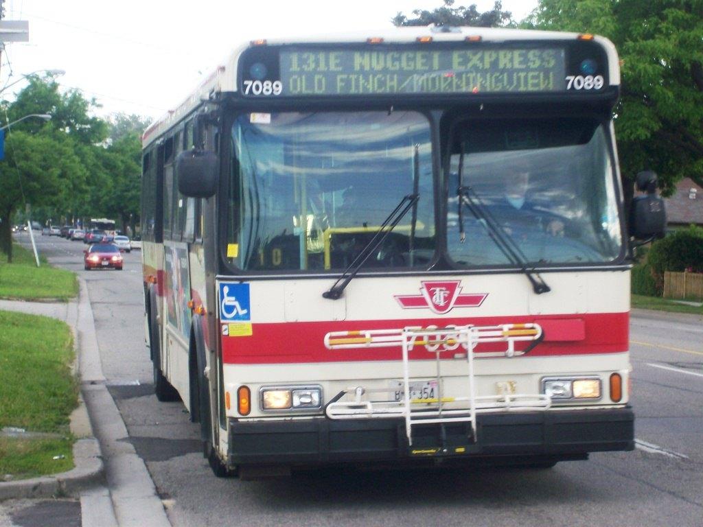 TTC 1996 Orion V #7089
