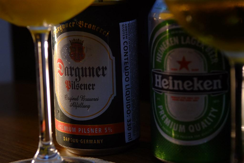 Daguner vs Heineken
