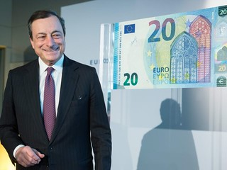 New 20 euro note